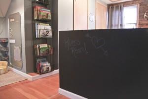 Tabulová deska v dětském pokoji - zdroj