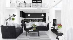 Black & White - zdroj