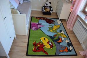 F.H.Kabis Dětský koberec Kids Dino 120 x 170 cm