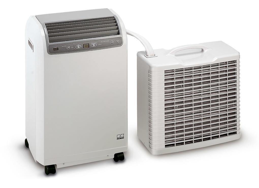 Mobilní klimatizace REMKO RKL491DC bílá