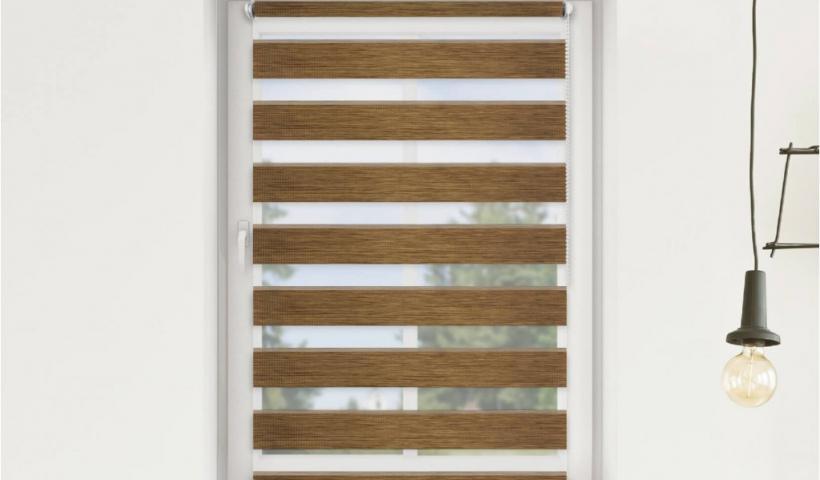 FEXI Roleta Den a noc, Oriental dub, AA 111, 150x62 cm