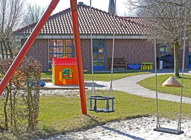 Zahradní houpačka pro děti