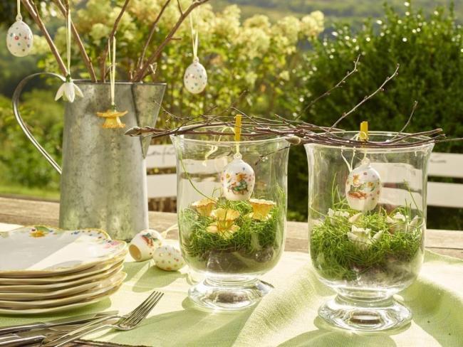 illeroy & Boch Mini Flower Bells sada 2 ks porcelánových zvonečků, sněženky $ 74167693