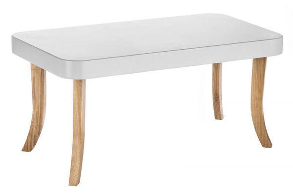 Dětský stolek eko obdélníkový délka nohy: stolek + nohy 47 cm