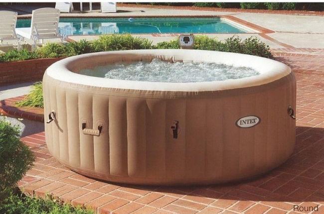 Marimex Pure Spa - Bubble HWS Bazén vířivý nafukovací