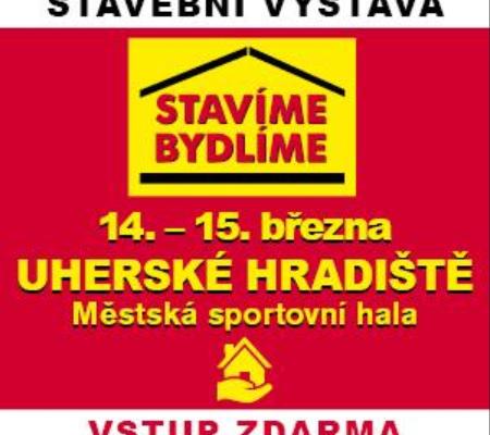 Logo stavební výstavy Stavíme bydlíme v Uherském Hradišti